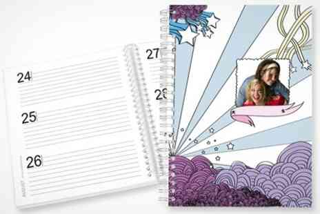 Jessops Photo - A5 Personalised Diary - Save 55%