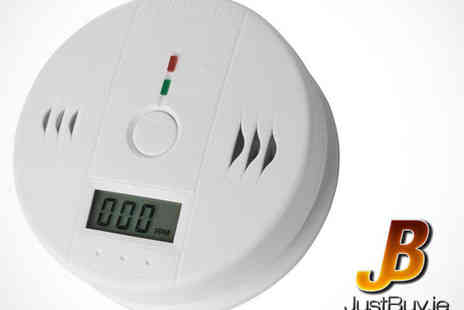 Just Buy - Carbon Monoxide Detector - Save 57%