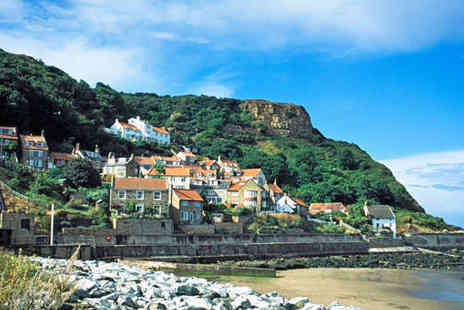 The Cliffemount Hotel - Two Night Yorkshire Coast Break for Two with Breakfast - Save 53%