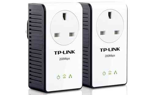 CMS Peripherals - TP Link Wi-Fi Extender with Plug - Save 40%