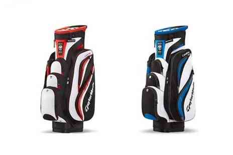 The Electric Incentive Company - Head to the Golf Course with a 2013 Catalina Cart Bag - Save 35%