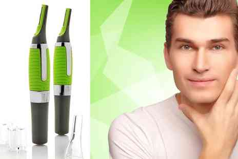 Mark & Fun - Micro Touch Personal Trimmer - Save 50%