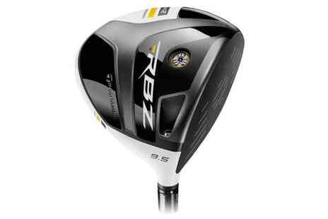 The Electric - Golfing with a Taylor Made Rocket Ballz Driver - Save 40%
