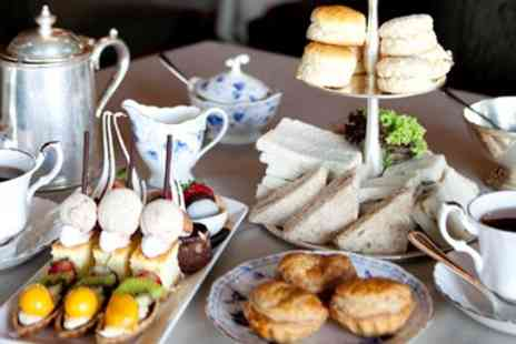 The Brasserie -  Afternoon Tea for 2 - Save 48%