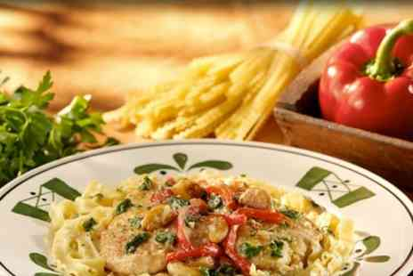 Da Vinci Restaurant - Two Course Italian Meal With Limoncello For Two - Save 65%