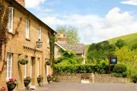 The Queens Arms - Somerset Best Pub 2013 Seven Course Meal for Two - Save 50%