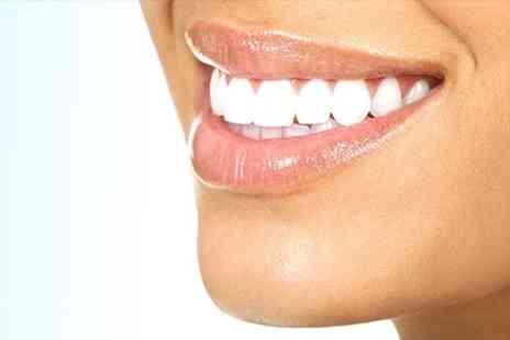 City Clinics - Laser Teeth Whitening - Save 21%