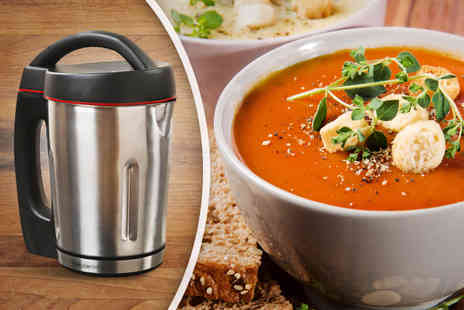 Up Global Sourcing - Prolectrix soup maker - Save 50%