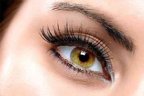 Beauty Basic - Eyelash Extensions With Maintenance - Save 77%
