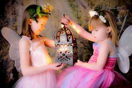 Peter Arciero - Fairy Themed Photoshoot With Three Prints - Save 22%
