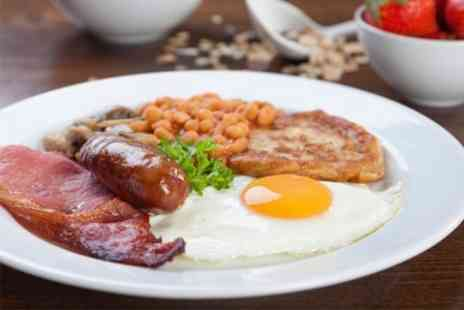 Floods Tavern - Full English Breakfast For Two - Save 50%