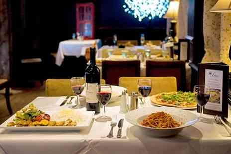 The View - Two Courses of International Fare For Two - Save 56%