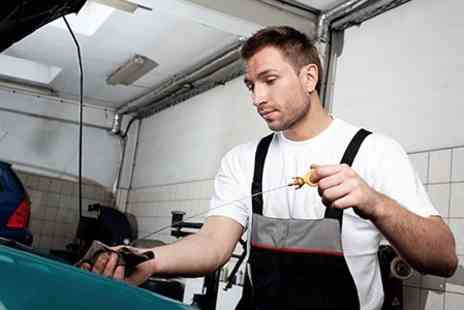 Cathedral Autocentre - Car Service With Oil and Filter Change Plus 55 Point Winter Check - Save 79%