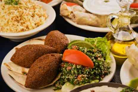 Turkuaz Bar & Grill - Turkish Meze For Two - Save 52%