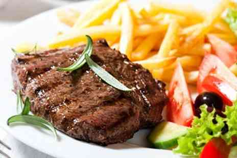 The Balcony - Steak Six Ounces For Two - Save 61%
