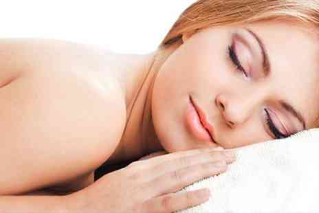 The Therapy Suite - Facial Plus Back Neck and Shoulder Massage - Save 60%