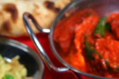 Clapham Tandoori - Two Starters Two Mains Two Sides and Two Drinks - Save 60%