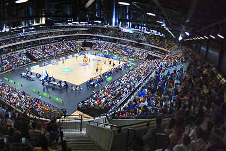 London Lions - Two tickets to the Giants - Save 58%