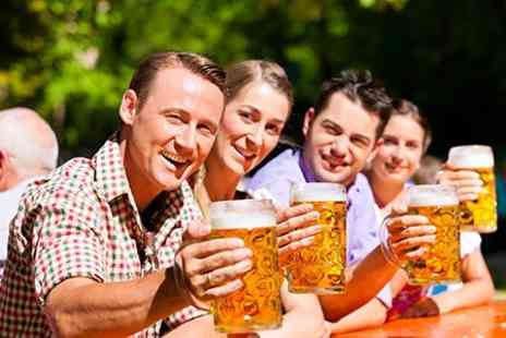 Catering Leisure Services - Bath Pavilion Beer Festival Entry For Two - Save 54%