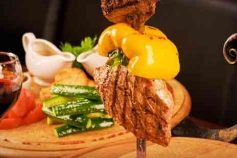 Cantina do Gaucho - Rodizio Grill With Dessert - Save 17%