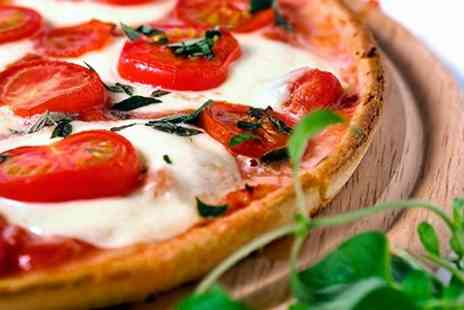 Classico - Pizza or Pasta Meal With Coffee For Two - Save 63%