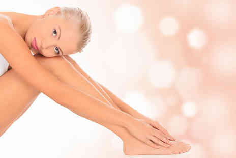 Skin Deep Laser Beauty - Six sessions of laser hair removal on 2 small areas or 1 medium area - Save 80%