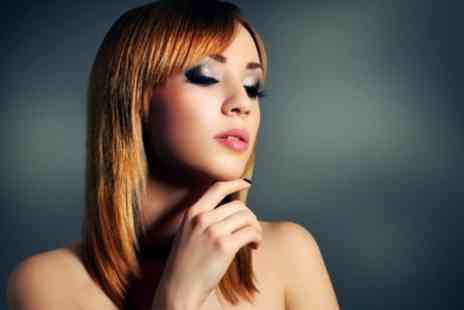 Redz Salon - Cut and Blow Dry With Half Head - Save 47%