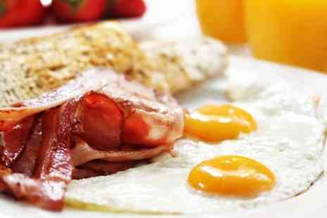 The Old Mill Restaurant - Cooked Breakfast For Two - Save 50%