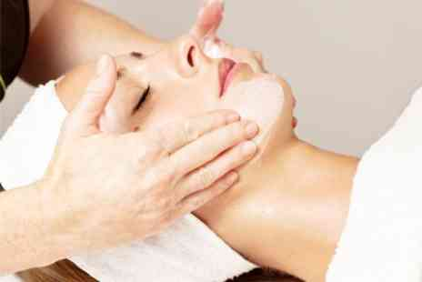 Belle Beauty - Facial Plus Back and Neck Massage - Save 65%