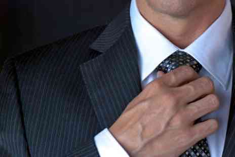 Fielding and Nicholson Tailoring - Bespoke Two Piece Suit - Save 58%