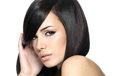 Crystal Hair & Beauty - Brazilian Keratin Treatment With Cut and Blow Dry - Save 75%
