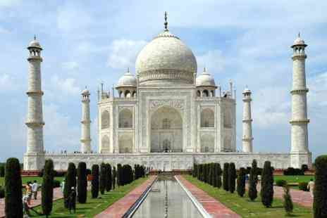 Encounters Travel - In India Eight Night Tour With Accommodation and Transfers For Two - Save 30%