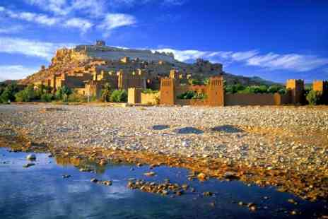 Encounters Travel - In Morocco Eight Night Tour With Transport and Transfers For Two - Save 30%