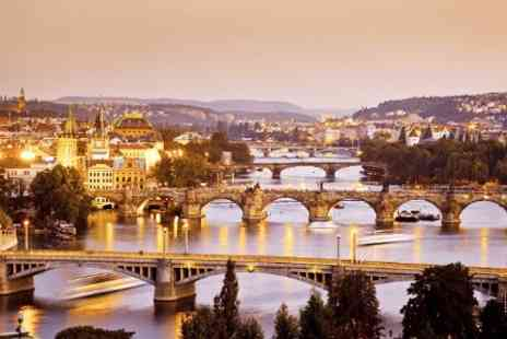 Diplomat Hotel Prague - In Prague One Nights For Two With Dinner and Wine - Save 60%