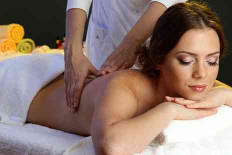 Bil Berry Vanilla Hair - Back Massage and Collagen Facial - Save 76%