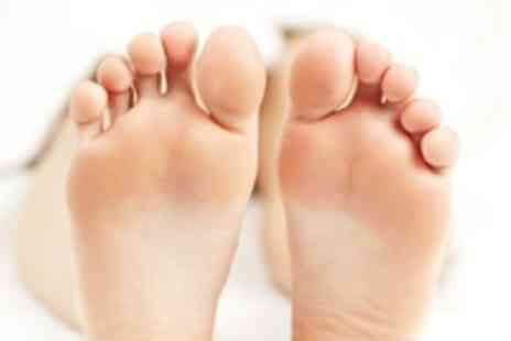 Feet First Chiropody - Callous and Hard Skin Removal plus a Nail treatment - Save 70%