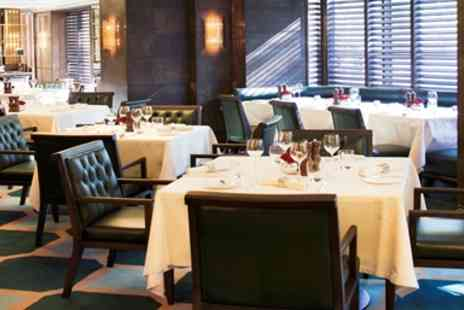 The Rib Room Bar - Belgravia Exquisite 3 AA Rosette Dinner & Bellini - Save 25%