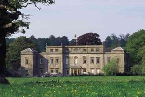 Ston Easton Park - Luxury Bath Country Mansion Escape with Fine Dining - Save 42%