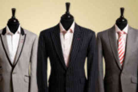 Dress2kill - Bespoke tailored suit - Save 60%