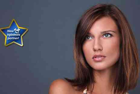 Magic Fairies - Half head of highlights plus a cut and blow dry - Save 50%