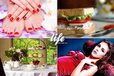 All Your Life - Luxurious pampering experience for two people - Save 51%