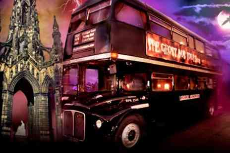The Ghost Bus Tour - Ticket Plus Guide Book - Save 50%