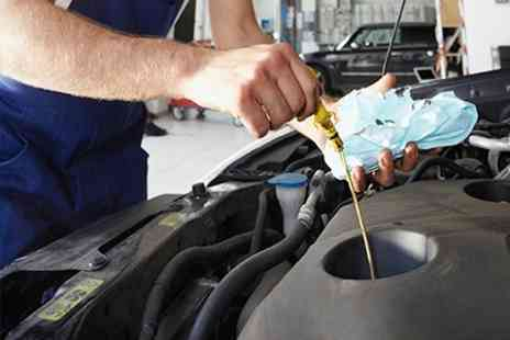 Cavendish Service Station - MOT Plus Diagnostic and Winter Check - Save 24%