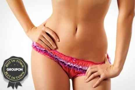 Treatments at Bank - Hot Waxing - Save 66%
