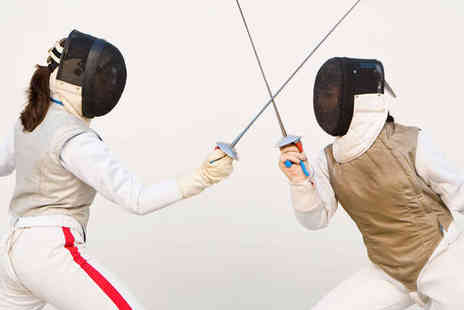 Central London Fencing Club - Two Hour Fencing Taster Lesson for One - Save 60%