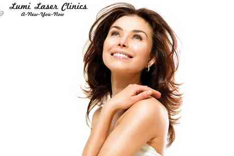 Lumi Laser Clinics - LED Facial & Laser Teeth Whitening - Save 72%