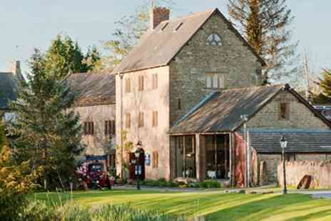 Haselbury Mill - Somerset Georgian Mill House with Dinner - Save 43%