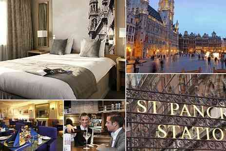 AA Getaways - Three night 4 Brussels including Eurostar - Save 50%