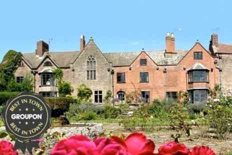 Broadfield Court - Festive Lunch and Wine Tasting For Two - Save 62%