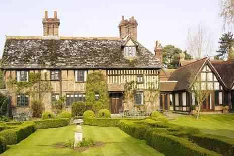Langshott Manor - Two a nights stay for two - Save 55%